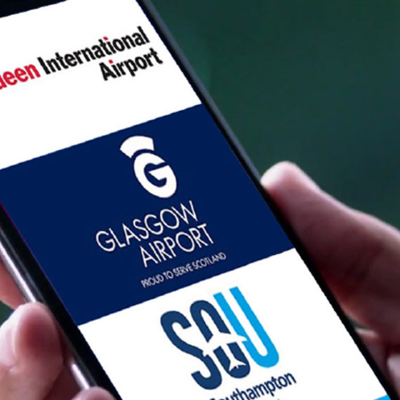 AGS Airport <br><br><h5>App Development</h5>